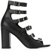 Saint Laurent 'Babies' sandals - women - Calf Leather/Leather - 41
