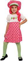 Strawberry shortcake costume - kids