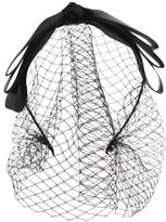 Cara Bow Net Headband