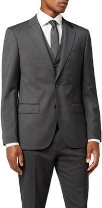 Tommy Hilfiger Men's Butch Regular Long Sleeve Suit Jacket