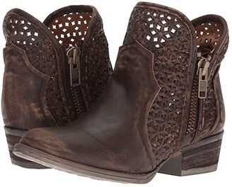 Corral Boots Q5019 (Brown) Cowboy Boots