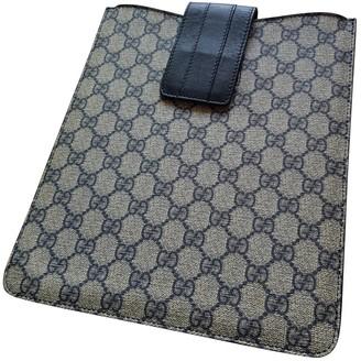 Gucci Navy Cloth Accessories