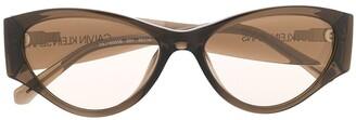 Calvin Klein Jeans Cat-Eye Sunglasses