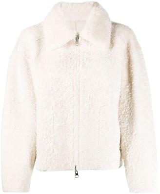 Sylvie Schimmel Reversible Shearling Jacket