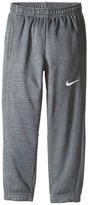 Nike Therma Fit Heathered Cuff Pants (Toddler)