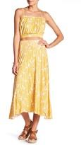 Clayton Cameron Printed Skirt