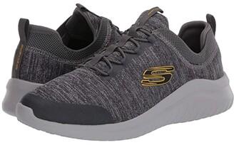 Skechers Ultra Flex 2.0 Fedik (Black/Black) Men's Shoes