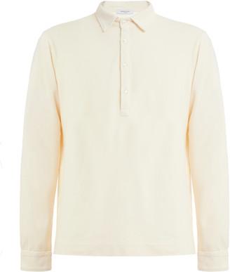 Boglioli Cotton-Jersey Polo Shirt