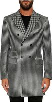 Tonello Houndstooth Coat