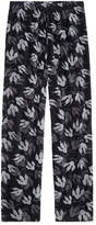 Arizona Microfleece Dinosaur Pajama Pants-Boys 4-20 & Husky