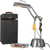 Rejuvenation Complete Sun-Kraft UV Lamp Set w/Case & Goggles, c1945