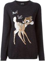 Markus Lupfer Bambi detail sweater