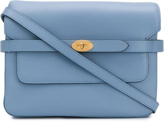 Mulberry belted Bayswater Alpina satchel