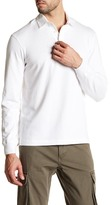 Gant Rugby Long Sleeve Polo Shirt