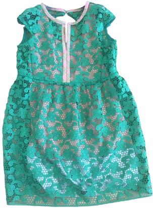 Mantu Green Dress for Women