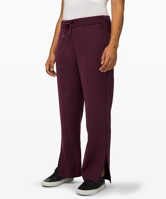 Lululemon On the Right Track Pant 31""