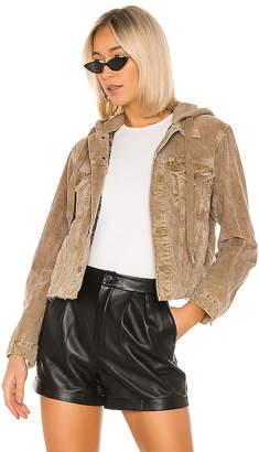 NSF Rusty Crop Hooded Jacket