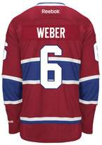 Reebok Shea Weber Montreal Canadiens Home Jersey