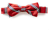Brooks Brothers Striped Silk Bow Tie
