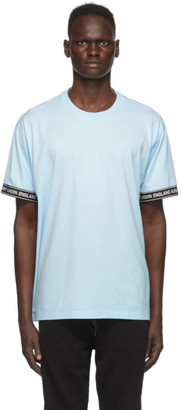 Burberry Blue Teslow T-Shirt
