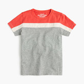 J.Crew Boys' single-striped T-shirt