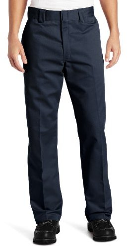 Dickies Men's Relaxed Straight Fit Ring Spun Work Pant