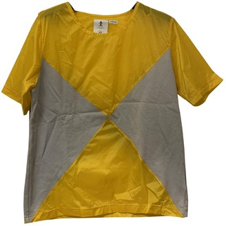 Adidas X Opening Ceremony Yellow Top for Women