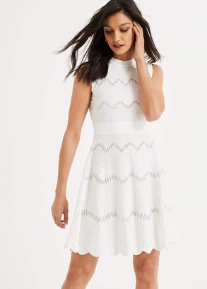 Phase Eight Filicia Knitted Dress