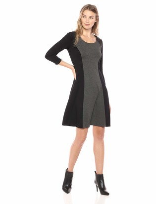 Karen Kane Women's Colorblock Dress