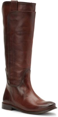 Frye Paige Leather Tall Riding Boot