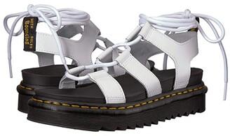 Dr. Martens Nartilla (Black) Women's Sandals