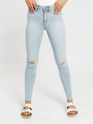 Articles of Society High Sarah Skinny Jeans in Summer Blues