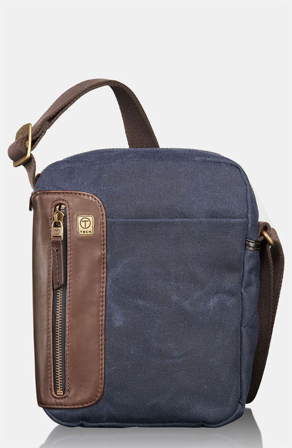 Tumi T-Tech by 'Forge Pittsburgh' Small Crossbody Bag