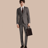 Burberry The Chelsea – Slim Fit Wool Mohair Suit