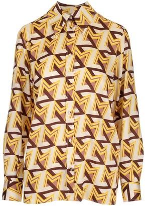 MSGM M Motif Shirt