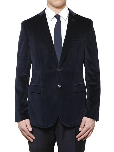 Tonello Techno Velvet Slim Fit Jacket