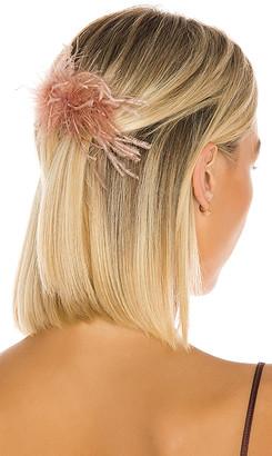Loeffler Randall Feather Hair Comb