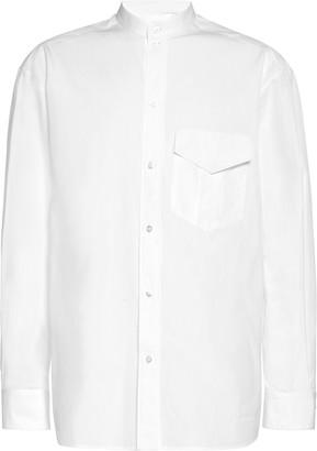 Jil Sander Wednesday Cotton-Poplin Shirt