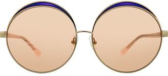 No.21 Round Sunglasses