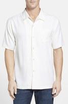 Tommy Bahama 'Catalina Twill' Short Sleeve Silk Camp Shirt