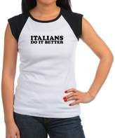 CafePress - Italians Do It Better - Women's Cap Sleeve T-Shirt