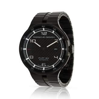 Porsche Design Black Steel Watches