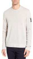 James Perse Men's Intarsia Cashmere Sweater