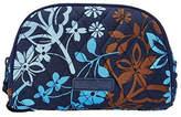 Vera Bradley Java Floral Cosmetic-Case