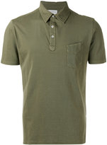 Officine Generale classic polo shirt - men - Cotton - S
