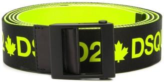 DSQUARED2 Logo Strap Belt
