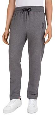 The Kooples Fleece & Print Sweatpants