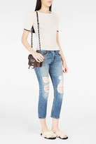 Brock Collection Kylie Ribbed Top