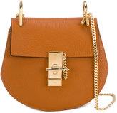 Chloé Mini 'Drew' Leather Bag with Gold-Tone Hardware