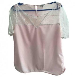 Claudie Pierlot Pink Polyester Tops